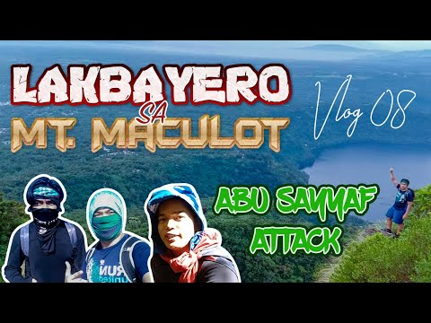 EP2/2 Lakbayero sa Mt. Maculot (Travel Vlog 08)