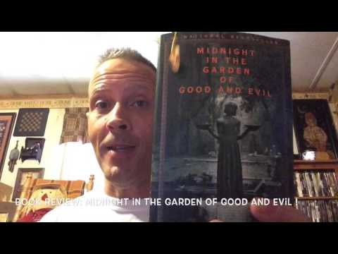 Book review 6 midnight in the garden of good and evil - Midnight in the garden of good and evil book ...