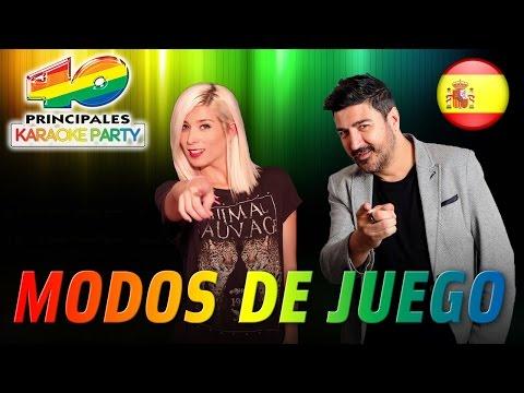 Los 40 Principales: Karaoke Party - PS3/Wii – Modos de juego (tráiler)