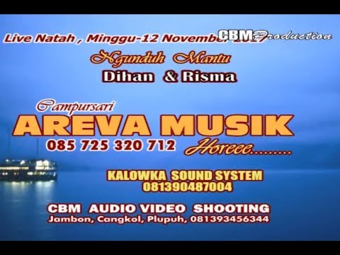 Live Streaming campursari AREVA MUSIK // SOUND KALOWKA