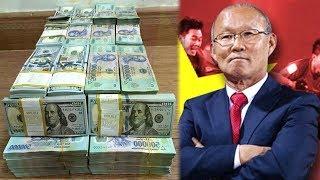 Công Bố Tổng Số Tiền 'Khủng' Đội Tuyển Việt Nam Được Thưởng Sau Khi Vô Địch Aff Cup 2018