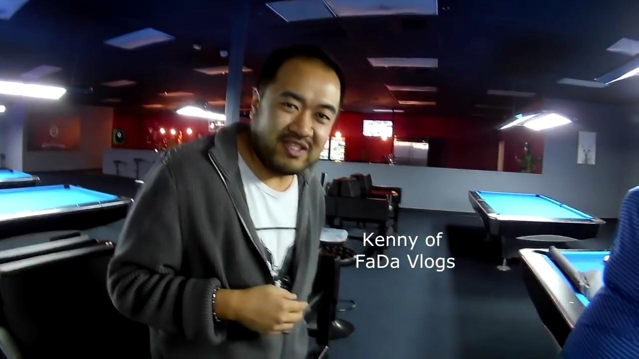 Steve Mizerak Visits Las Vegas For A Night Of Pool Max Eberle Vlog - Steve mizerak pool table