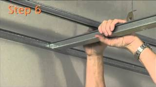How to install the Rondo KEY-LOCK® Suspended Ceiling System