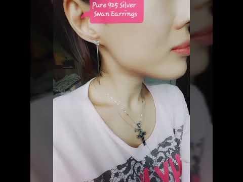 Creativeshop 925 Silver Women Earrings. Limited stocks