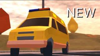 Roblox: prison break achat de la nouvelle Ambulance 🚑 (JB 2B VISITS)