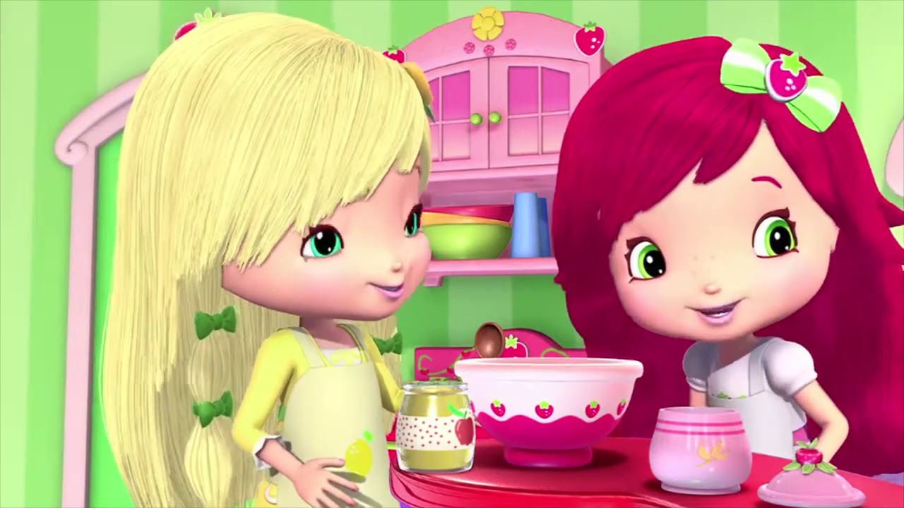Strawberry Shortcake - Baking with Friends | National Baking Week Special | Kids Videos