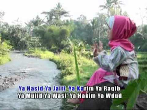 Mila Meylani - Asmaul Husna [Official Music Video]