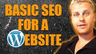 How To Do Basic SEO For a Website