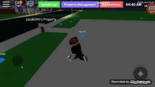 First video of Roblox the BIA seemed out of nowhere