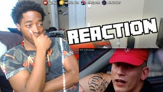 AMERICAN REACTS TO THE GERMAN GOD OF TRAP!! GZUZ - CL500 (Jambeatz) REACTION!