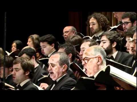 Beethoven: Missa Solemnis: Gloria - John Nelson, conductor