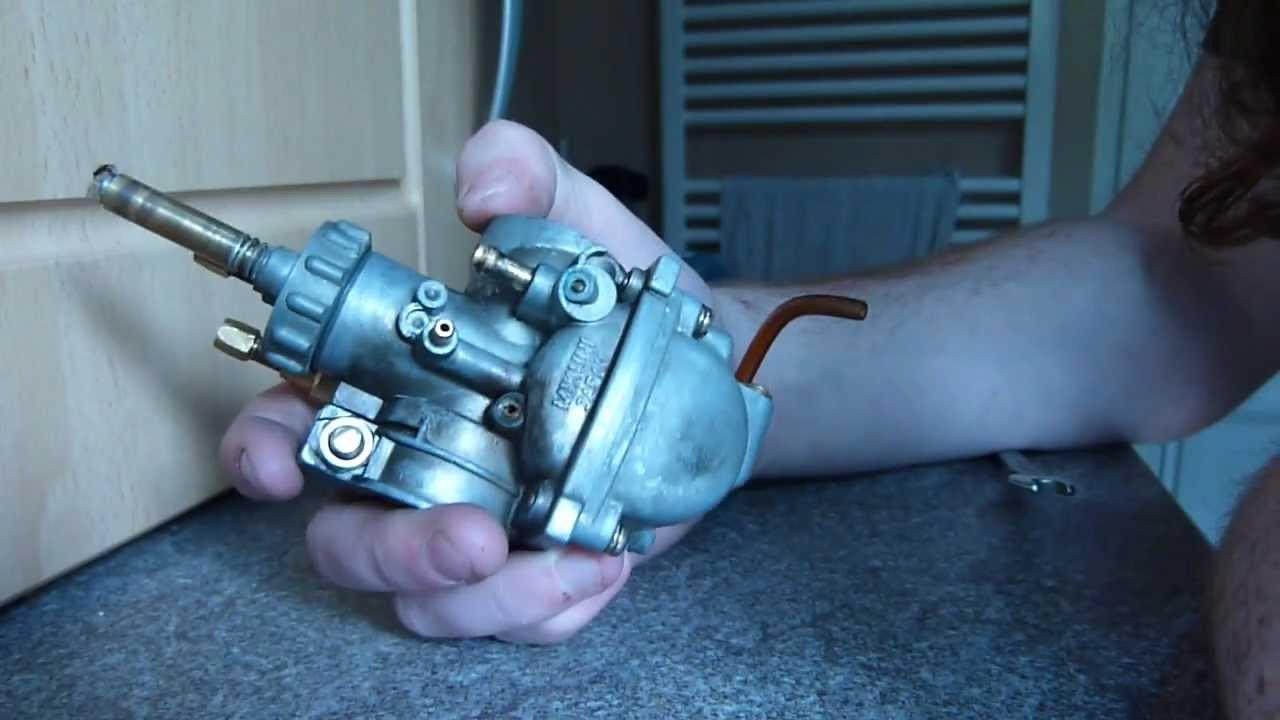 Carburetor rebuild basics ( suzuki a100)