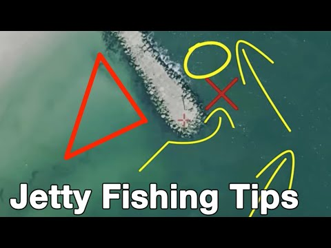 Jetty Fishing Tips: How To Fish A Jetty For More Strikes