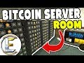 Bitcoin Server Room - GMOD DarkRP (Overclocking CPUs To ...