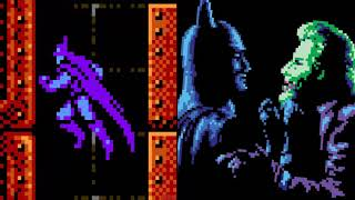 Batman: The Video Game (NES / FAMICOM) COMPLETE SOUNDTRACK (VGM - VIDEO GAME MUSIC)