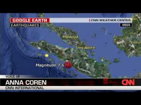 September 2009 Magnitude 7.5 Sumatran Earthquake