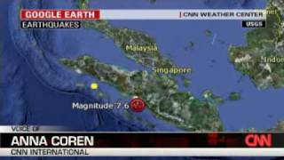 September 2009 Magnitude 7.5 Sumatran Earthquake