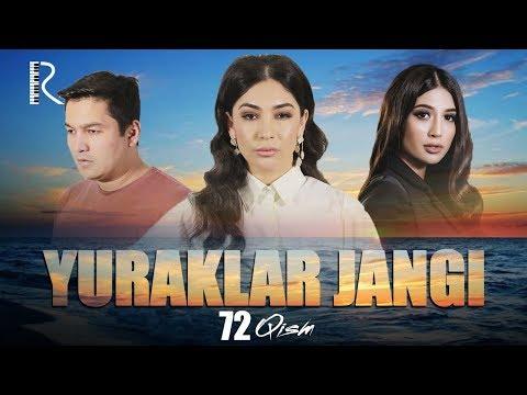 Yuraklar Jangi (o'zbek Serial) | Юраклар жанги (узбек сериал) 72-qism #UydaQoling