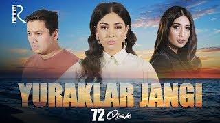 Yuraklar jangi (o'zbek serial) | Юраклар жанги (узбек сериал) 72-qism