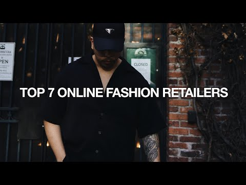 TOP 7 Online Fashion Retailers | Affordable & Luxury Options
