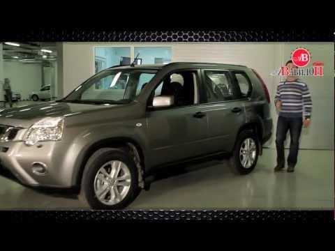 Ниссан Х-трейл обзор | Nissan X-Trail review