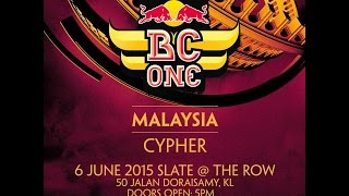 Red Bull Bc One Malaysia Cypher 2015