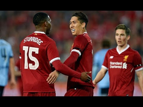 Liverpool FC vs Sydney FC (3:0) • All Goals • 24.05.2017