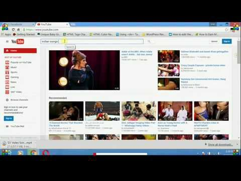 How download video from youtube in urdu