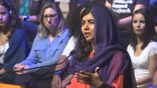 .Malala ressalta importância do \