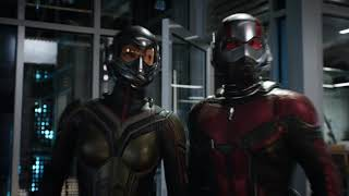 ANT-MAN AND THE WASP - Official Trailer - Marvel FI