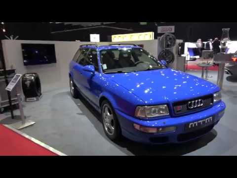 [4k] Audi RS2 Avant PERFECT restored by MTM Classic. GORGEOUS and SAFE feeling from the doors!