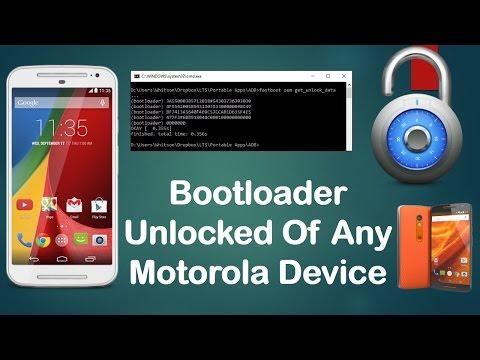 Cara Membuka Bootloader Moto G2 / G3 / X2 / E2 3rd / 2nd / 1st Generation