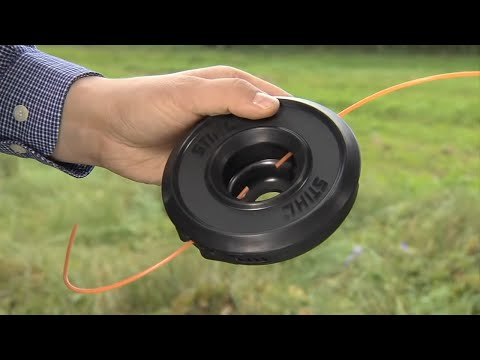 How to Replace Trimmer Line on a STIHL FixCut™ 25-2