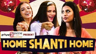 The Party Song (Om Shanti Om Parody) feat. Ahsaas, Srishti, Akanksha | Girliyapa Unoriginals