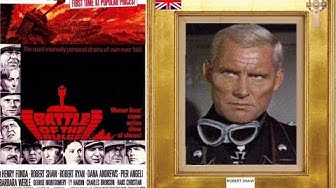 🌠ROBERT SHAW 1927-1978 (battle of the bulge) 1965⚔😠