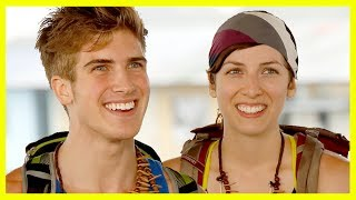 JOEY & MEGHAN on The Amazing Race (MV)