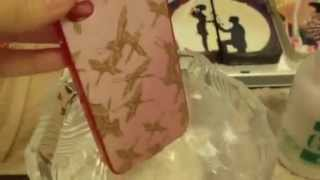 Happy Yuri Handmade (iPhone case 4,4s)