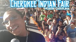 Cherokee Indian Parade & Fair with MIKE BONE
