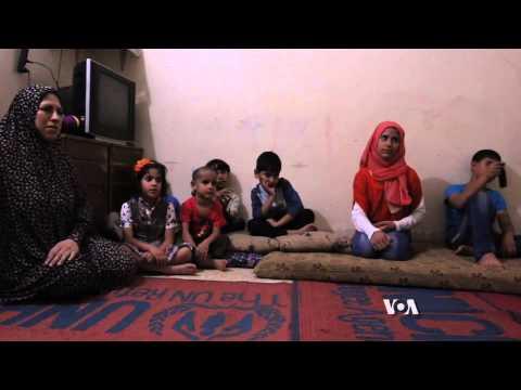 Rehabilitation for Syrian Children Traumatized by War