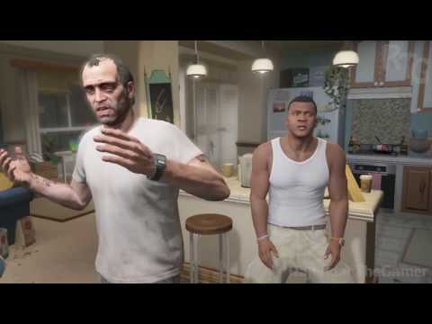 GTA 5 - Mission 36_Plan B(OFFSHORE) -THE MERRYWEATHER HEIST
