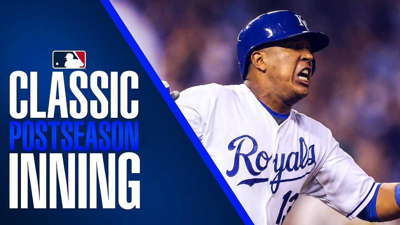 Full inning of Royals pulling off amazing comeback to beat Athletics in 2014 Wild Card