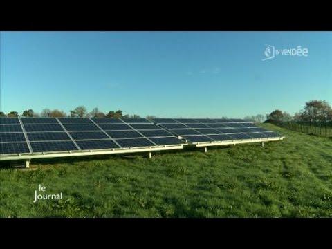 Environnement : Les parcs photovoltaïques de Vendée