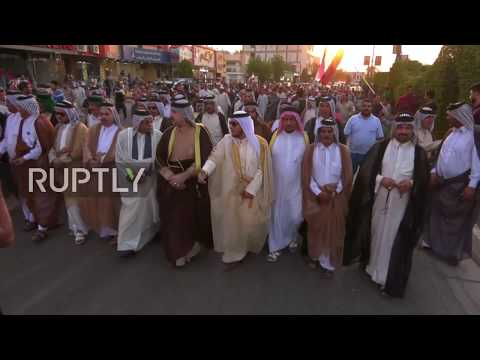 Iraq: Karbala residents hit streets to protest living conditions