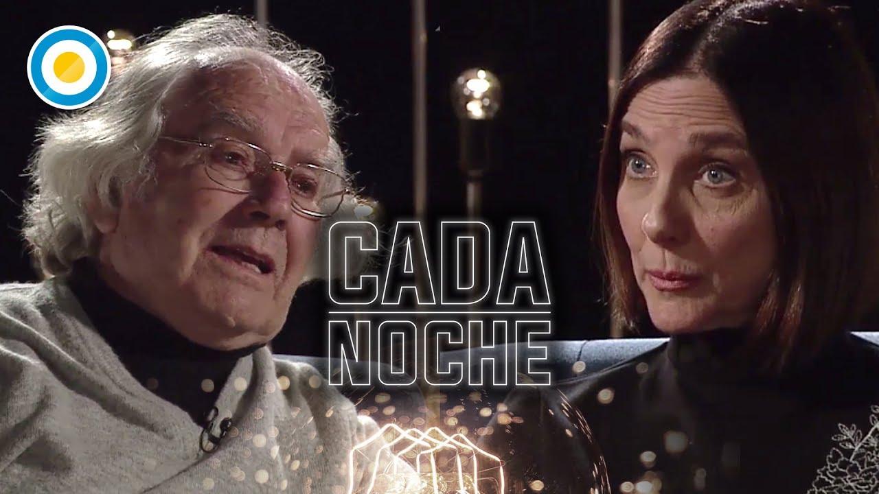 Adolfo Pérez Esquivel En Cada Noche