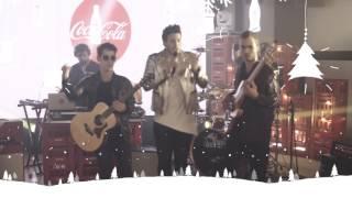 """#1CocaColaCon Sebastián Yatra """"Te regalo (Esta Navidad)"""" - Versión Ritmo ligero"""