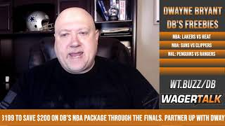 Money-Making Sports Betting Trends | NBA, NHL and MLB Betting Angles | DB's Freebies | April 8