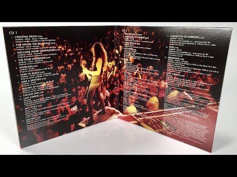 Metallica - Live at the Troubadour '88 (SBD Audio) [Justice Box Set CD]