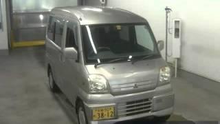 1999 mitsubishi townbox sx U61W