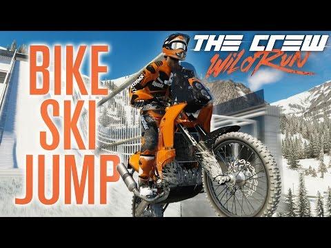 motorbike-ski-jumping!-|-the-crew-wild-run-gameplay-w/-the-nobeds