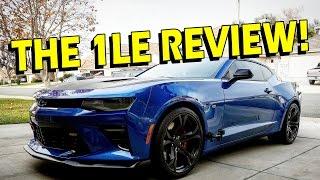 Chevrolet Camaro 1LE 2017 Videos